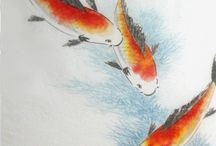 Art:  Chinese Brush Painting / by Jean Cadman Smith
