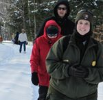 Winter at Sleeping Bear / Learn about winter at Sleeping Bear Dunes National Lakeshore! Yes, the park is open year-round and there is plenty for you to do and see! / by Sleeping Bear Dunes National Lakeshore