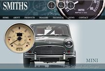 Gauges for the Mini and Mini Cooper / A wide range of #gauges for the classic #Mini and #MiniCooper motorcar including instruments manufactured by #Smiths