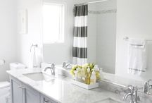 Bathroom ideas / by Tara Smith