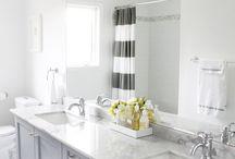 Bathroom ideas / by Tara Smith