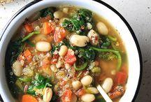 food (soups)