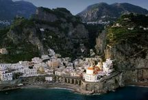 Atrani / #Atrani is a town and comune on the #AmalfiCoast in the province of #Salerno in the #Campania region of south-western #Italy. It is located in the south of #Amalfi, several minutes drive down the coast.