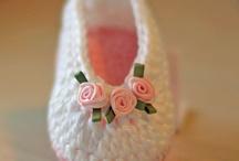 Babies crochet / Shoes