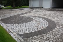 Kivetys / Stone pavement design by Azalea