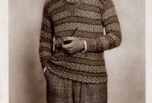 1920' menswear