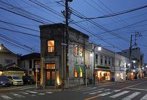 Japanese historical buildings