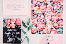 Colourful Wedding Inspiration <3