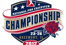 Championship Series / by NationalProFastpitch Softball