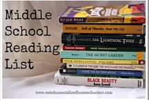 Great Titles for the Middle School Set / In Grades 5 - 8? Check out these suggested books.
