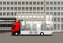 Mobile X-Ray Unit / container models