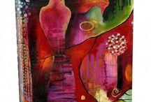 ARTist Luv~ Flora Bowley / by Kathie Gadd