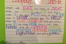 Classroom Ideas / by Stephanie Cartwright-Rocco