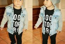 Winter outfit toddler boy