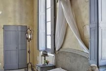 French inspired bedrooms