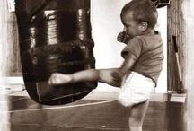 Sportschool / Bully's gym ideeën