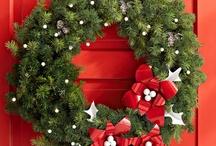 wreaths / by Shelly Klinger