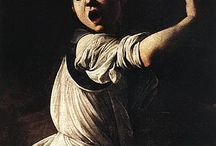 Caravaggio / This is why I selected Caravaggio for my logo!