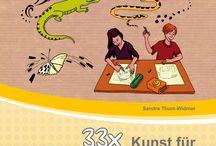 Unterrichtsmaterialien Kunst / Wir zeigen euch alle Unterrichtsmaterialien rund um das Thema Kunst aus dem Programm unseres Lernbiene Verlags.