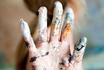 people + paint
