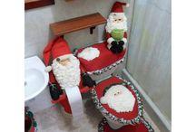 vestido de baño Navidad