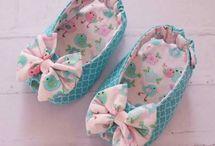 Sepatu bayi lucu