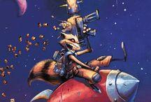 rocket raccoon collection