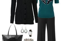 Professional outfits with flats