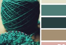 Crafts - Color Inspiration / by Jenice Detro