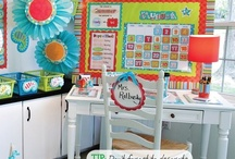 Dots on Turquoise Classroom