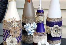 Bottle crafts