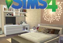 sims 4 / mobília