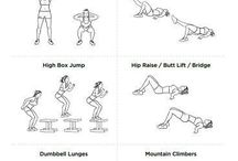 Getting fit :) / Workouts