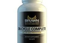 On Cycle Complete by Brawn Nutrition