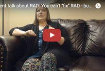 Parent Talk about Reactive Attachment Disorder
