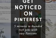 Pinterest / Educating you on how to set up and use Pinterest for best results. Pinterest growth Strategies.