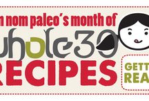 Nom Nom Paleo's Whole30® / I'll be posting daily recipes, tips, and giveaways in January to keep you on track for your Whole30!