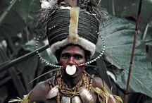 Clothing: Folklore: Oceania& Australia