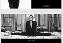Black and White Luxury Branding