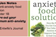Jen Notes:  the anti-anxiety food solution