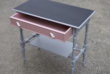 Re-Issue artisan restyling furniture / Re-Issue si occupa di restyling su componenti d arredo ex-novo,ridandoli un tocco personalizzato ,originale e unico.