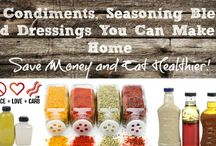 Seasonings and dressings