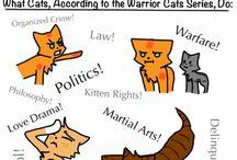 warrior kittens