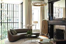 California Interior Design Inspiration / California's Best Interior Designers | #california #interiordesign #luxury #designinspiration |  For more inspiration see also: www.brabbu.com/en/inspiration-and-ideas/