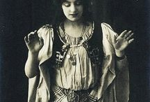 Vintage fortune tellers