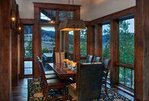Dining room cottage
