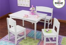 Kids' Table and Chairs