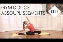 vidéo gym et yoga