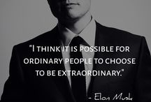 Attitudes I aspire to