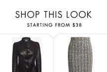 ideias para vestir